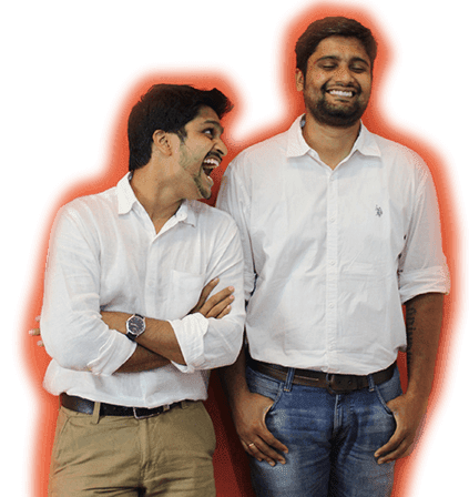Co-founders of Pickyourtrail
