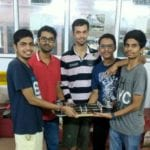 IIT Madras students build Robot, help detect cracks in rail tracks