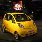 Tata Motors might be re-launching Nano as an Electric Vehicle