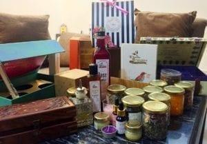 Khalis Organics' gifting portfolio