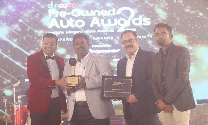 Droom Award